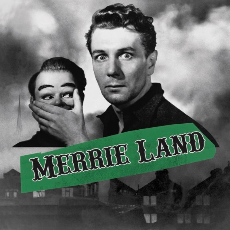 The Good, The Bad and The Queen – Merrie Land (Warner Music)