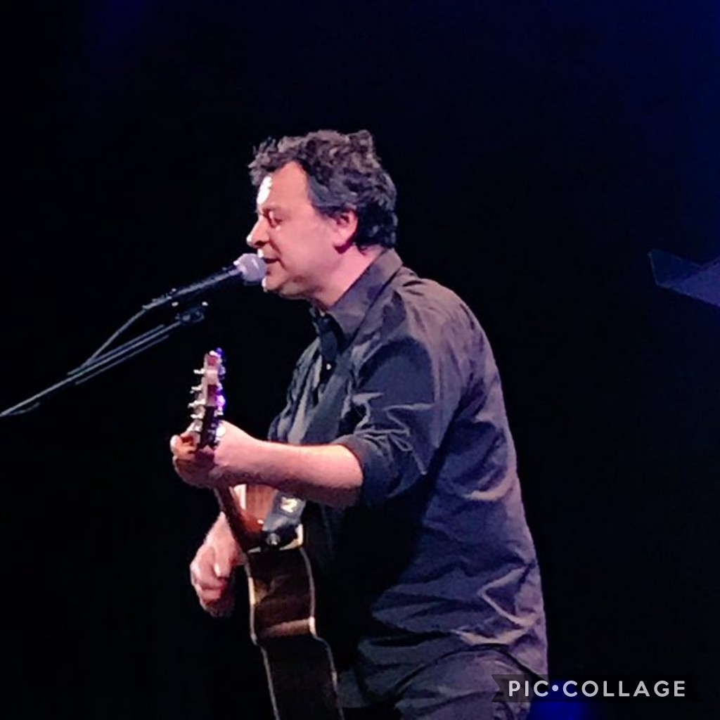 James Dean Bradfield – Velindre Fundraiser, Newbridge Memorial Hall, 12/12/2018