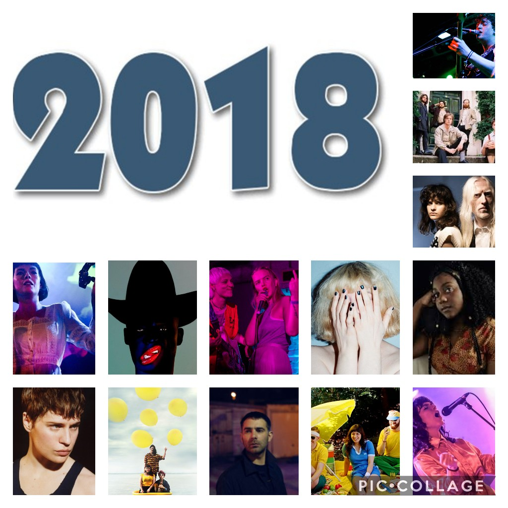 PLAYLIST: Bill's Best of 2018