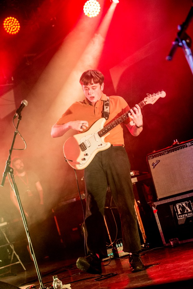 The Orielles at Rockaway Beach 2019 by Ollie Millington