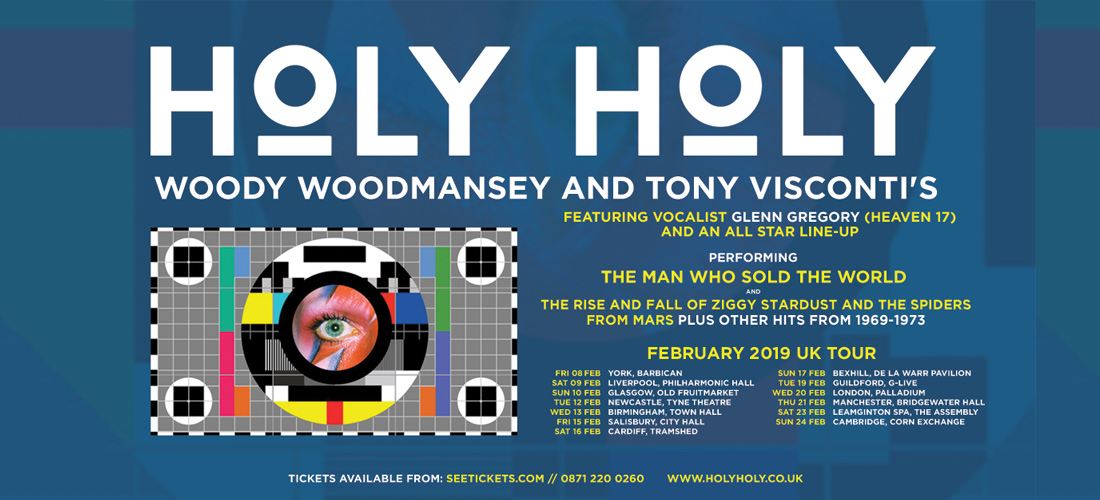 PREVIEW: Holy Holy's February 2019 UK Tour
