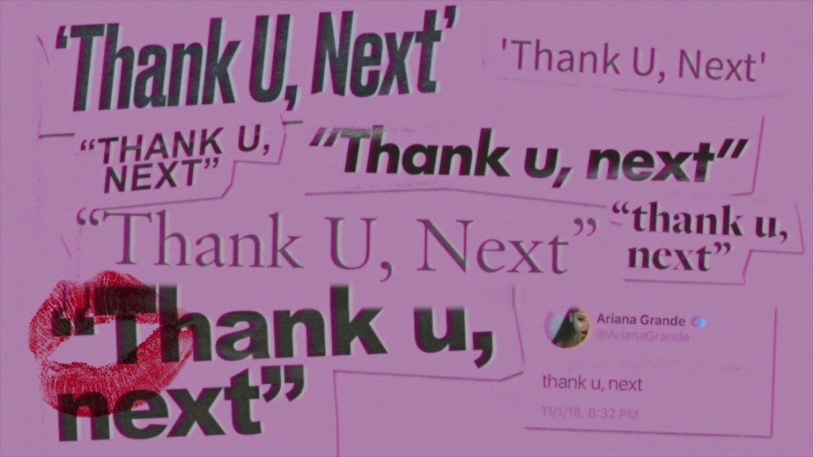 Ariana Grande – Thank U, Next (Republic Records)