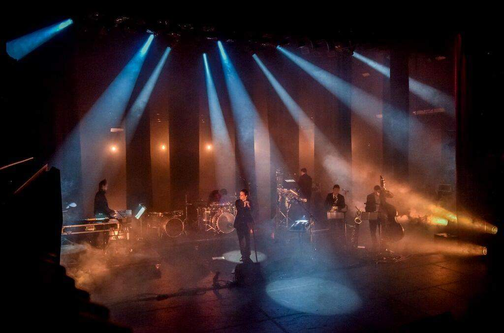 These New Puritans, Chrysta Bell, Whyte Horses – Home, Manchester, (Manchester International Festival), 13/07/2019