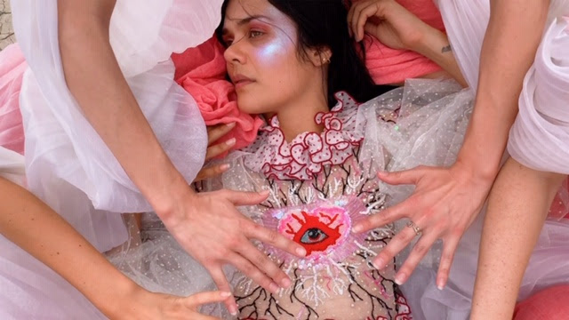 NEWS: Bat For Lashes reveals otherworldly video for 'The Hunger'