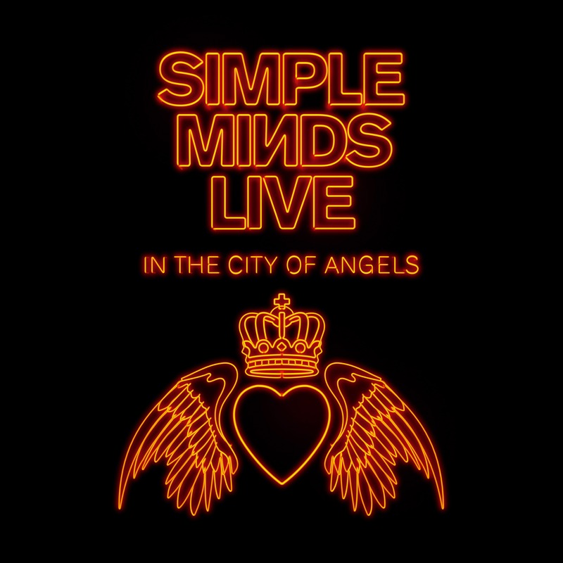 Simple Minds – Live In The City Of Angels (BMG)