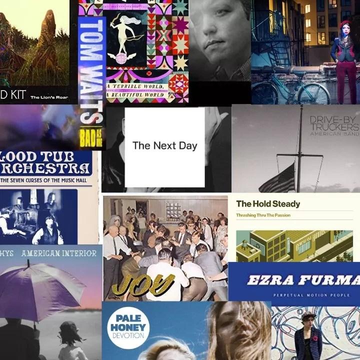 Best Of The Decade – Loz Etheridge's Top Twenty Albums