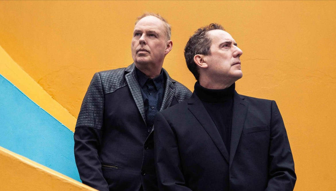 Orchestral Manoeuvres In The Dark / MiG 15 – Birmingham Symphony Hall, 05/11/2019