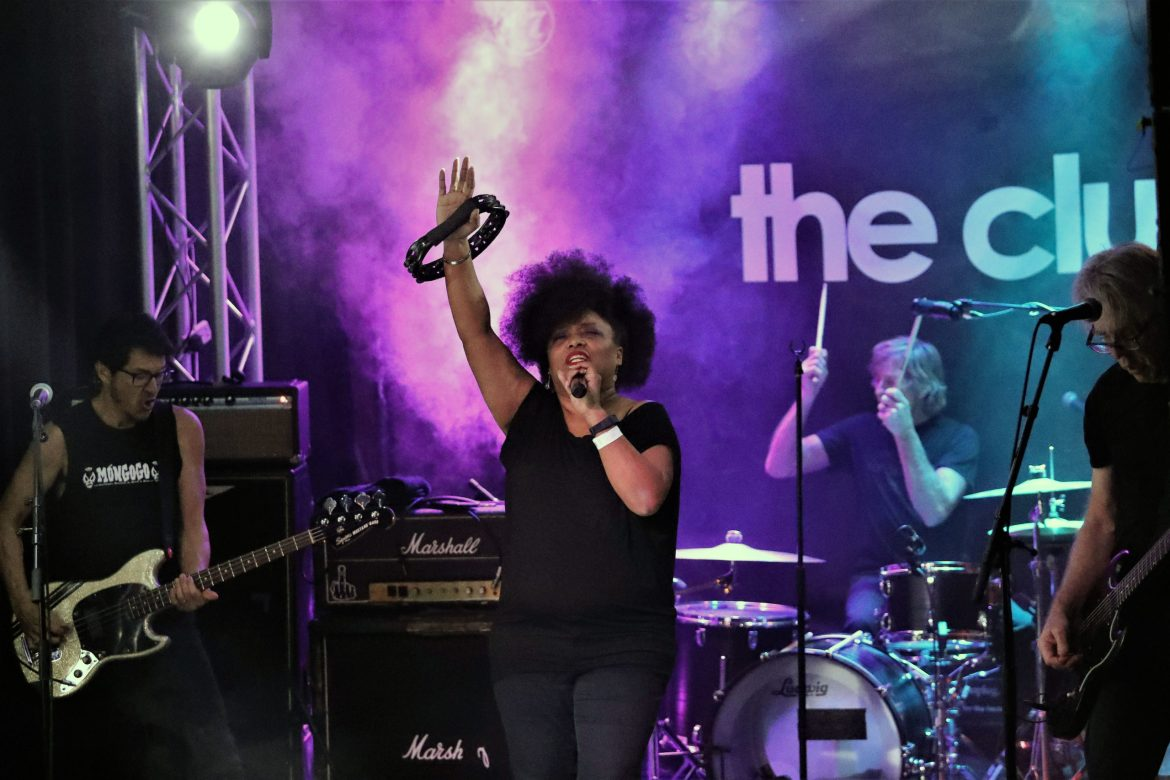 The BellRays– The Cluny, Newcastle-upon-Tyne, 23/01/2020