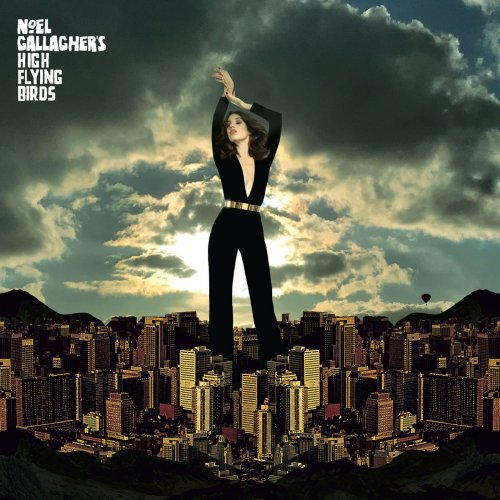 Noel Gallagher's High Flying Birds – Blue Moon Rising (Sour Mash)
