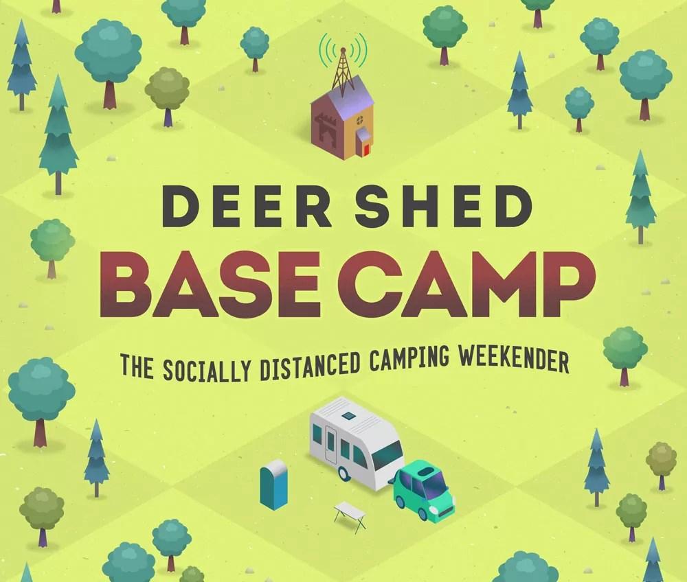 NEWS: Deer Shed Base Camp now on sale