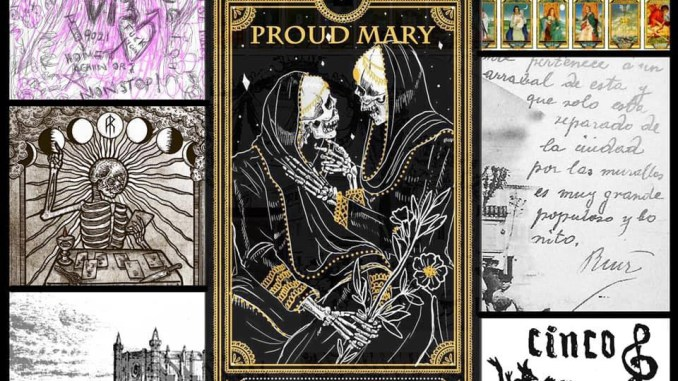 Proud Mary – Songs From Catalina (Proud Mary Records)
