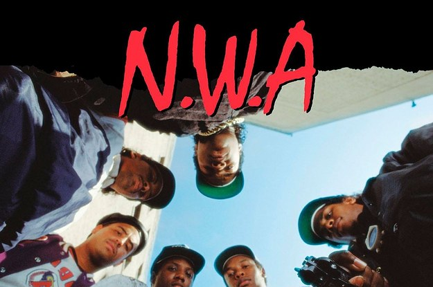 NEWS: Campaign launched to get N.W.A's 'F##k tha Police' into the UK & US Charts