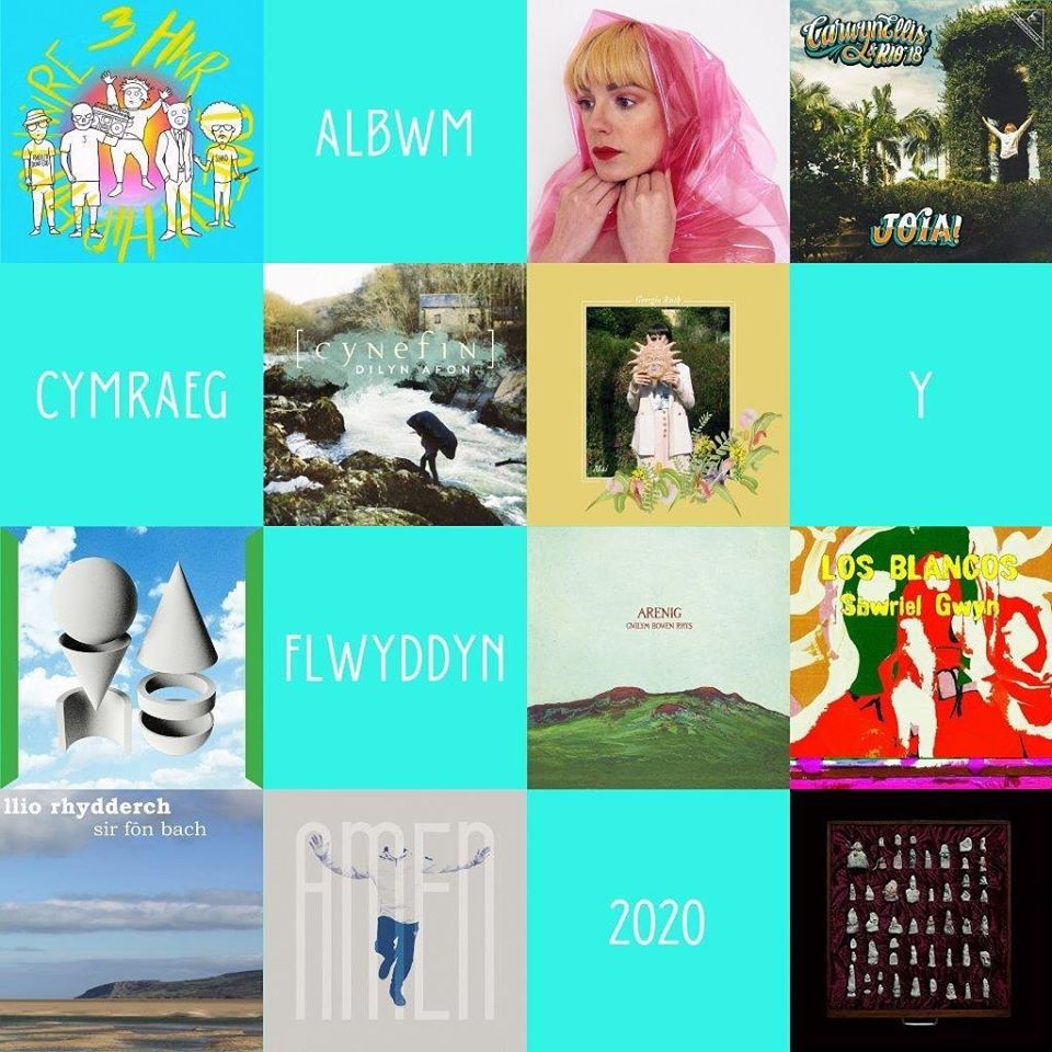 NEWS: Welsh Language Album Of The Year 2020 shortlist announced