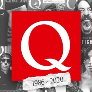 Q magazine has closed