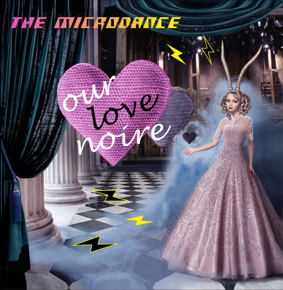 The Microdance – Our Love Noire (Somewherecold)