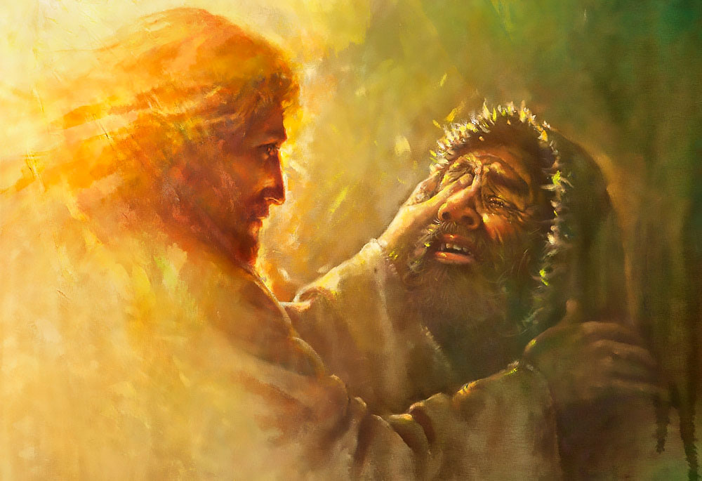 If You Fall Ill Be There Ground Wallpaper The Miracles Of Jesus Complete List
