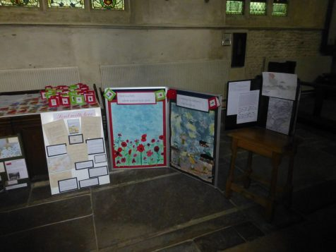 Remembrance Display St Marys Church (4)