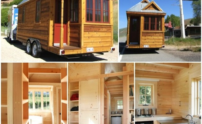 Tumbleweed Tiny Houses 5 Cute Tiny House Designs From