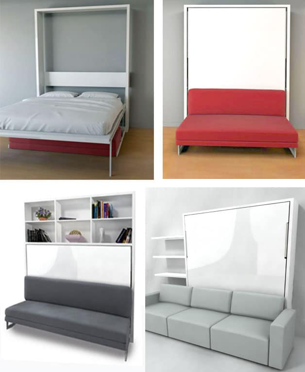 wall sofa gambar kartun spiderman bed inoac murphy over 7 genius affordable designs you must see couch system