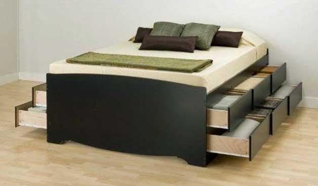 bed-storage