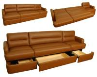 Sofa With Drawers Webetop Modern Luxury Sofa Bed Multi ...