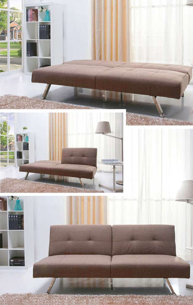 small sofa beds for everyday use power motion duo recliner bed furniture designs - living in spaces / houses