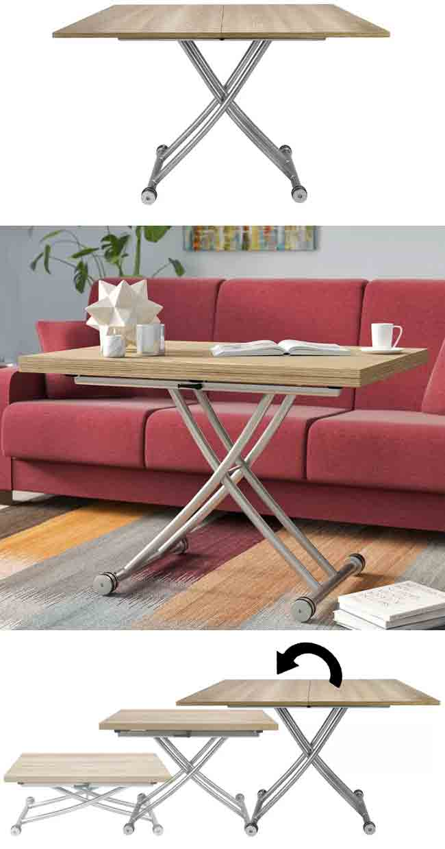 clever furniture for small spaces 17