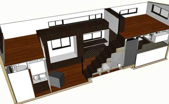 11 Best Tiny Houses With Genius Floorplans Videos Pics