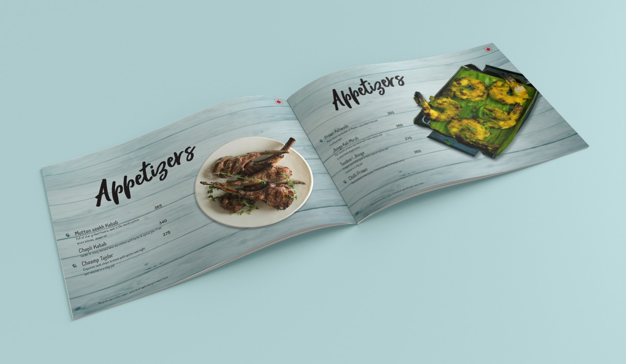 restaurant menu card designing service in chennai