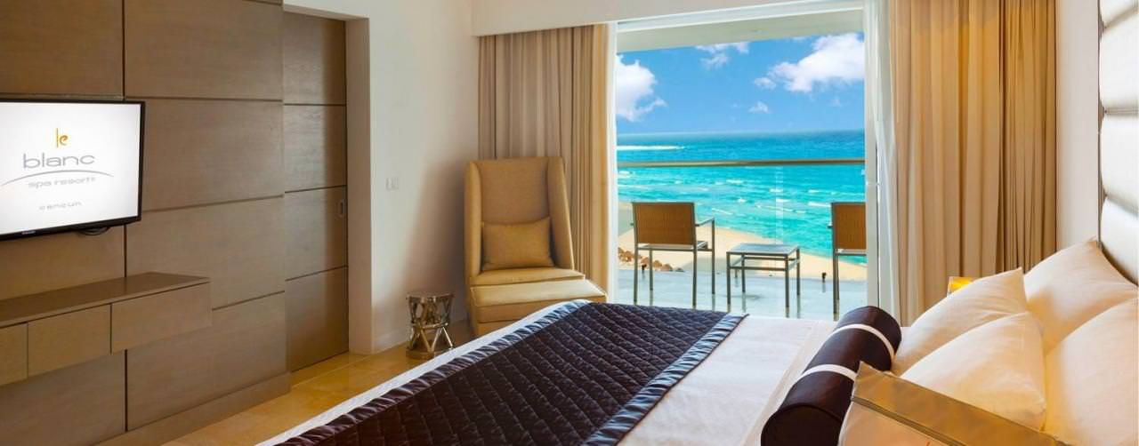 Le Blanc Spa Resort  Cancun Mexico