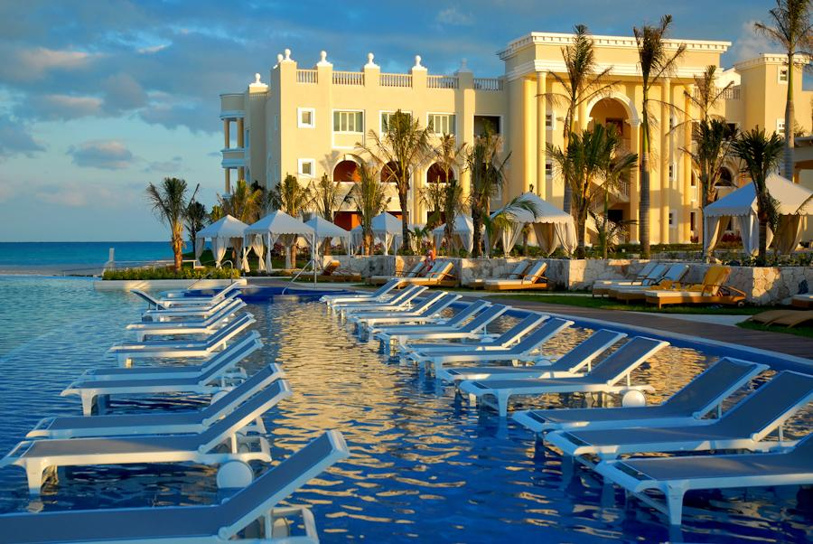 Iberostar Grand Paraiso Adults Only Beach Resort Riviera