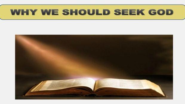 Why_We_Should_Seek_God_Title_Pic
