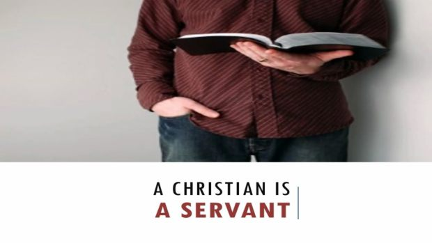 A_Christian_Is_A_Servant_Title_Pic