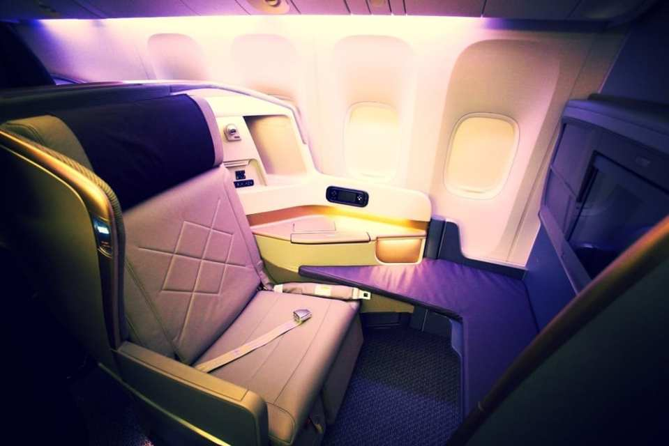 My Tricks For Flying Business Class On An Economy Budget... - God Save The  Points