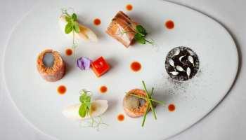 Michelin Flaveur restaurant, Nice, France