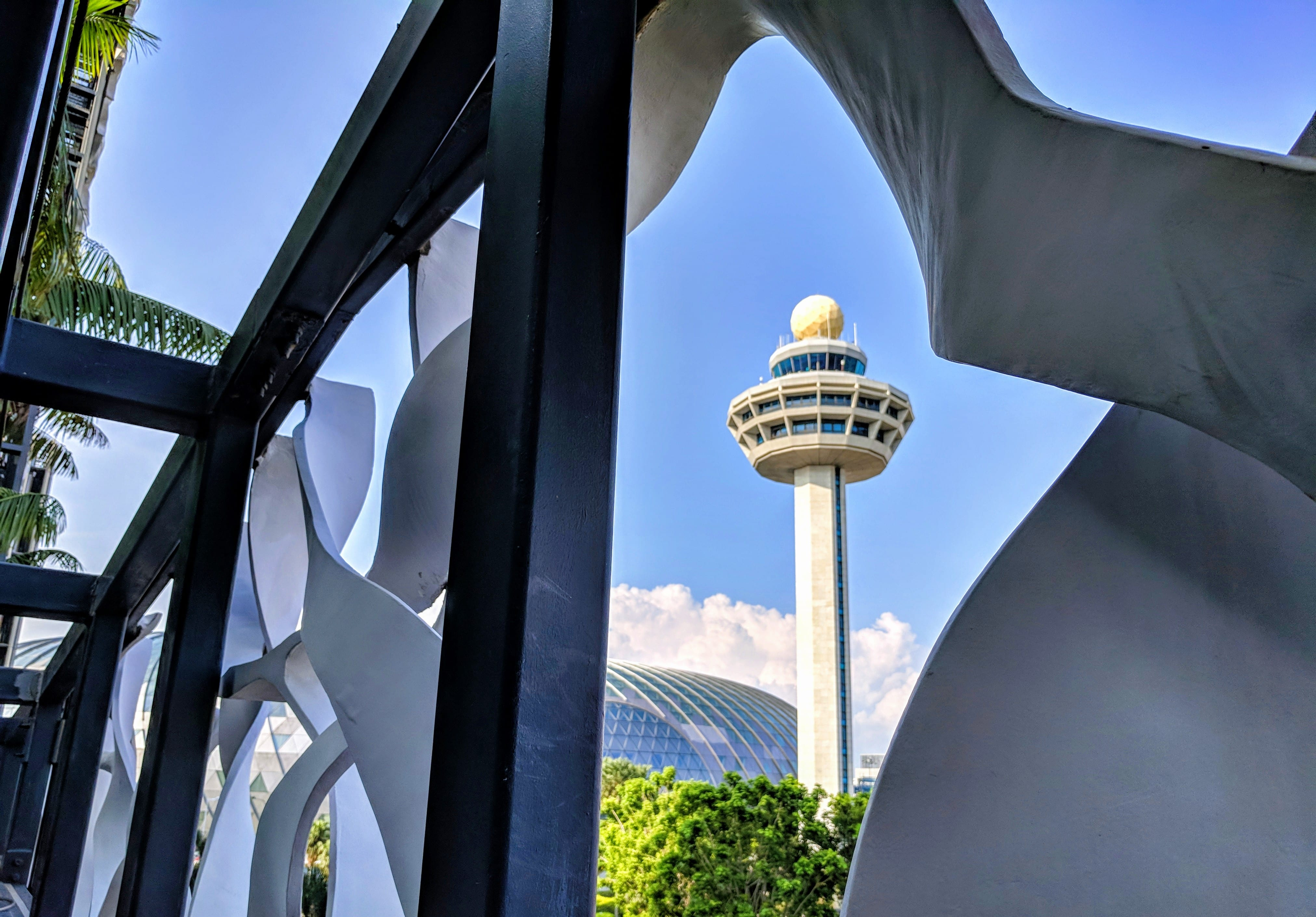 Review A Delightful Stay At The Crowne Plaza Changi Airport