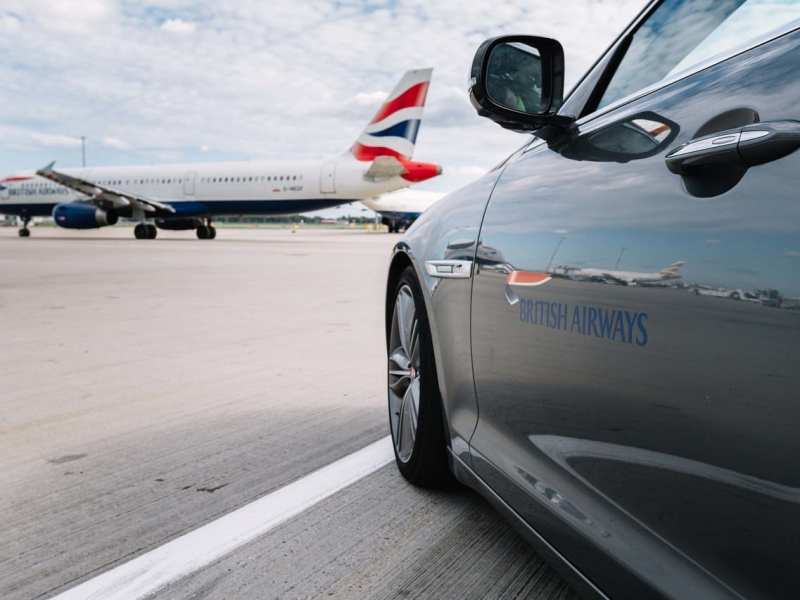british airways chauffeur