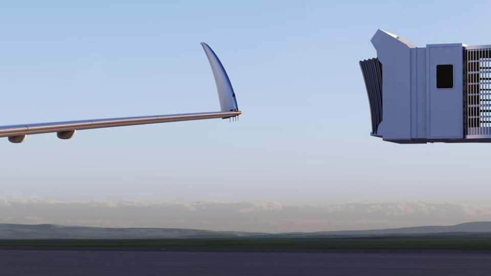 boeing 777x wing tip