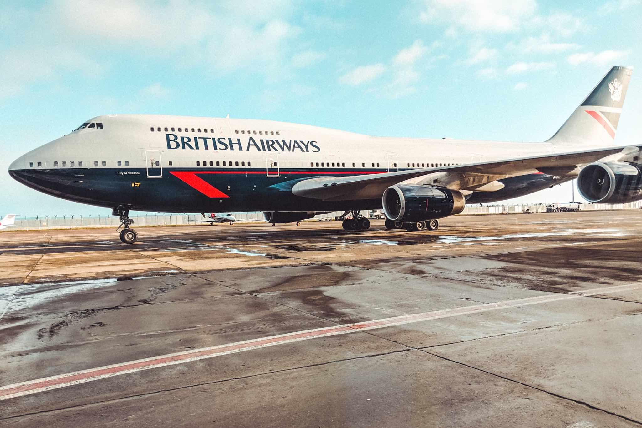 Boeing 747 Nostalgia