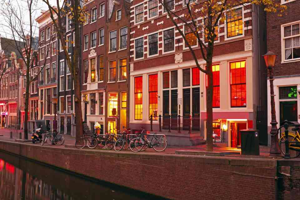 red light district ban