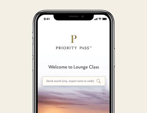 Priority Pass App