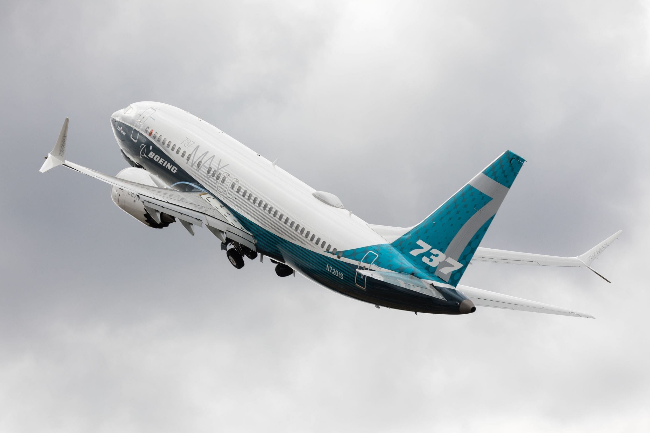 Return Of The Boeing 737-MAX