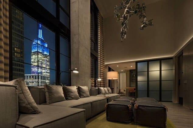 Moxy New York Suite, from Marriott.com