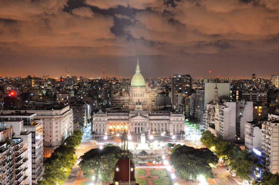 Congreso, from Buenos Aires Ciudad website