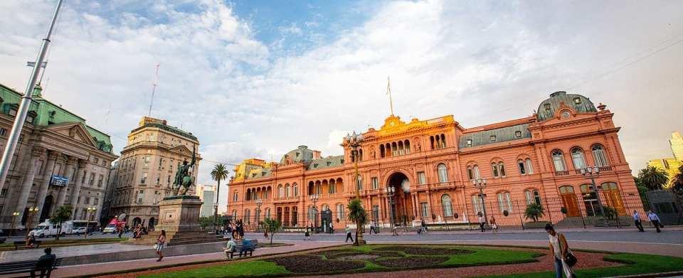 Casa Rosada, from Buenos Aires Ciudad website