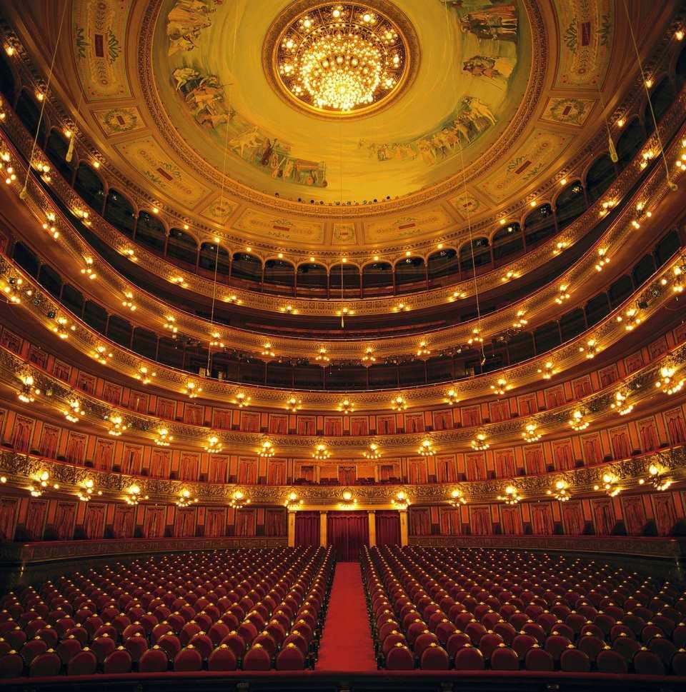Teatro Colón, from Buenos Aires Ciudad website