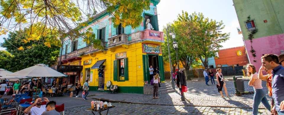 Caminito, from Buenos Aires Ciudad website