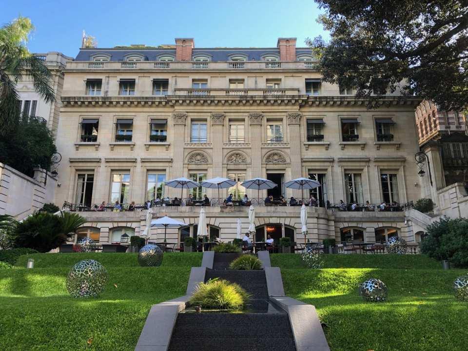 Palacio Duhau, Park Hyatt Buenos Aires