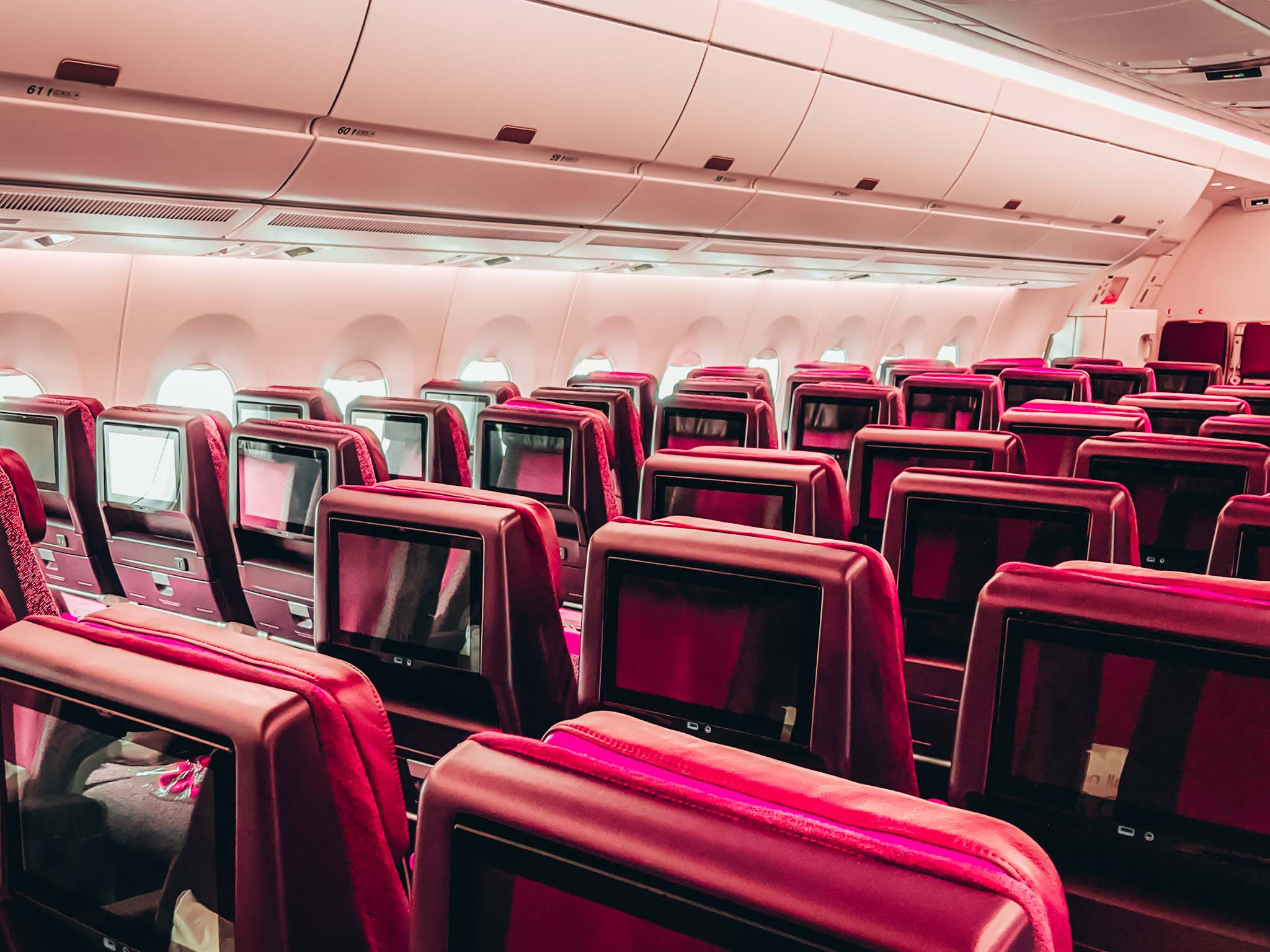 Covid Transmission On Long Haul Flights Is Low, Says CDC Report