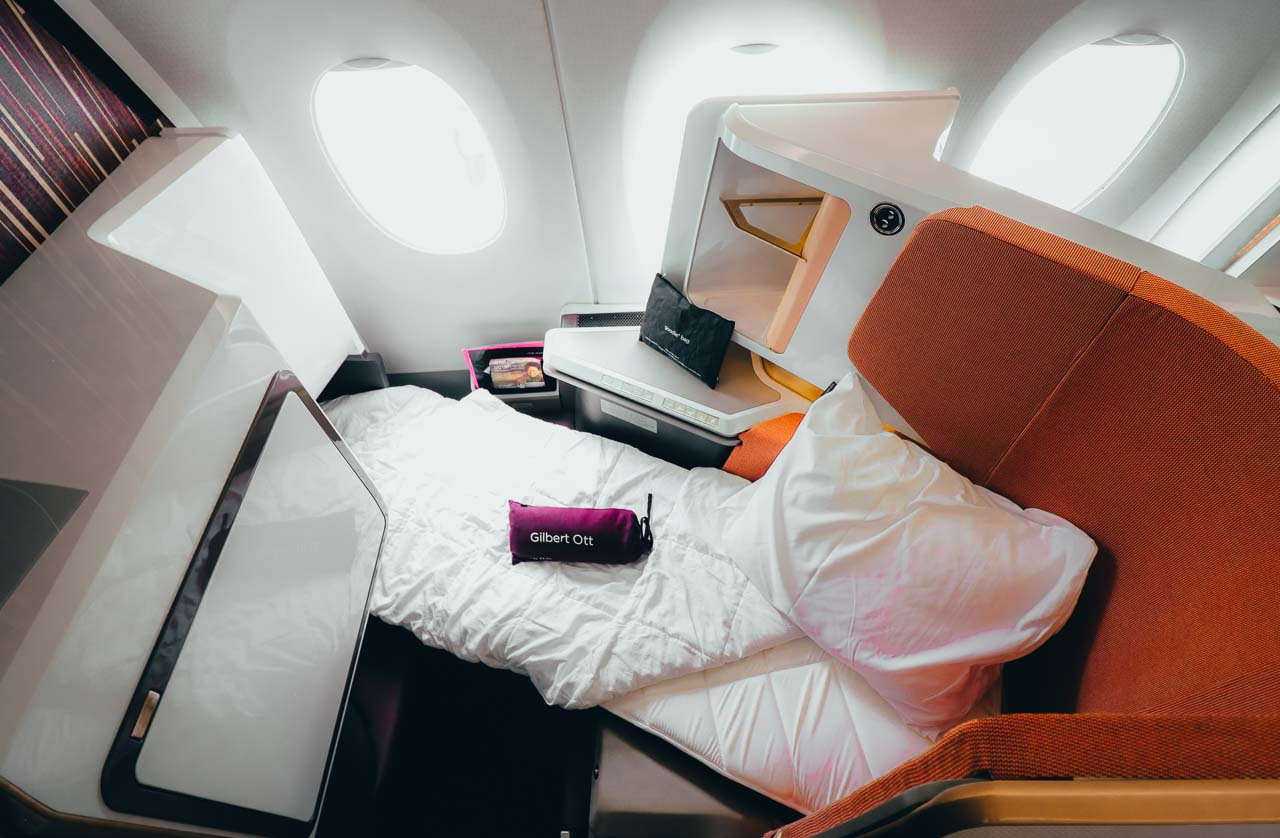 Virgin Atlantic's Huge London Upper Class Sale From £995 Round Trip